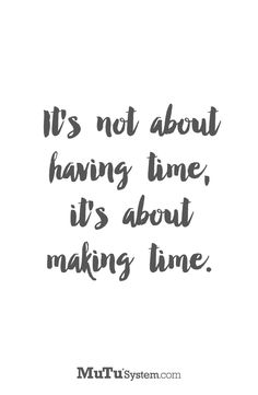 Start the week as you mean to go on mama! Make time for YOU! #mondaymotivation #postpartum #fitness | mutusystem.com