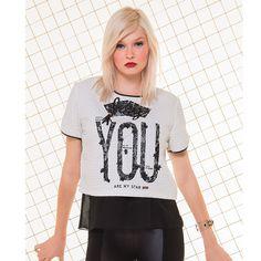 Ρούχα : Mπλούζα DERPOULI