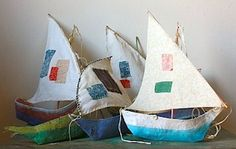 Home made boats