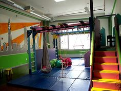 Sensory City: New Long Island City Play Space for Kids of All Abilities