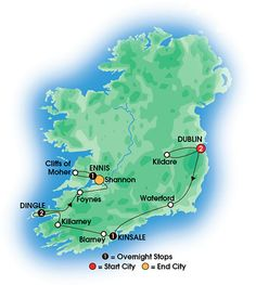 Ireland Tours - An Ireland vacation to remember with CIE Tours!