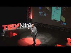 Vývoj hmoty, vesmíru a CERN - Branislav Sitár at TEDxNitra 2013 - YouTube