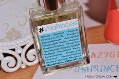 La Beauté de Lâm: #ParfumsHashtag #imaPrincess, le parfum girly pour...