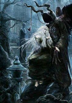 Goth Gothic vampire vampires dark fantasy