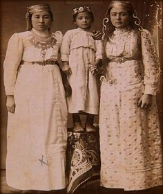 Tatars. Crimea Tatars. Жительницы Кезлева. нач. ХХ века