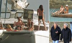 Prince Andrew sits on a yacht in Thailand back in during a holiday at a resort which is thought to have come courtesy of Jeffrey Epstein. British Monarchy History, Real Politics, World Watch, Duke Of York, Evil People, Prince Andrew, Yacht Boat, Hard Truth, Save The Children