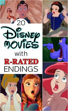 Have you ever wondered how Disney came up with such wonderful stories? Even their oldest films still resonate with children and adults to this day. For the most part, Disney movies are adaptations of classic fairy tales and novels from history—and many of these, as it turns out, are actually horrifying, depressing, and just plain weird. These facts are definitely interesting trivia, and might just make the movies that much more entertaining for parents to watch with their kids!