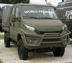 M70.20 WM 4X4 Iveco 4x4, Iveco Daily 4x4, Off Road Experience, All Truck, Bull Bar, Off Road Camper, Infused Water Bottle, Army Vehicles, Gifts For Photographers