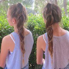 4 strand carousel braid