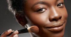 Pessoas de pele MORENA, MULATA ou NEGRA. O que usar ? - Tudo de Maquiagem