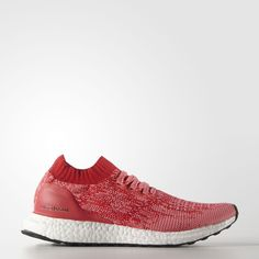 ULTRABOOST UNCAGED BB3903 RED Ray Red Ray Pink Shock Pink Ultra Shoes a31526046