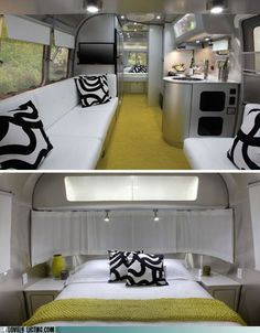And if we choose to live in an RV and travel places... It will so look like this.