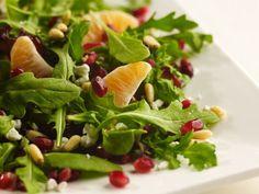Fruchtiger Blattsalat ist ein Rezept mit frischen Zutaten aus der Kategorie Südfrucht. Probieren Sie dieses und weitere Rezepte von EAT SMARTER!
