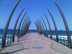 Umhlanga Pier Durban South Africa, Kwazulu Natal, High Quality Images, Bing Images, African, Ocean, Walkways, City, Bridges