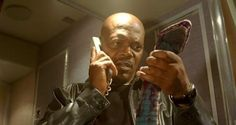 """""""I've had it with these monkey-fighting snakes on this Monday to Friday plane!"""" - Samuel L. Jackson (censored, obviously) On A Plane Iconic Movies, Good Movies, Awesome Movies, Cult Movies, Horror Movies, List Of Airlines, Jackson, E-mail Marketing, Movie Lines"""