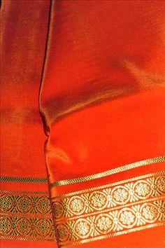 Mysore Silks - World's leading portal for Online Shopping of Mysore Silk sarees, crepe silk sarees, Printed silk sarees,silk dress materials,ksic silk sarees and silk shirts & International Shipping available. Crepe Silk Sarees, Cotton Saree, Mysore Silk Saree, Saree Blouse Patterns, Trendy Sarees, Indian Textiles, Saree Styles, Indian Designer Wear, Silk Dress