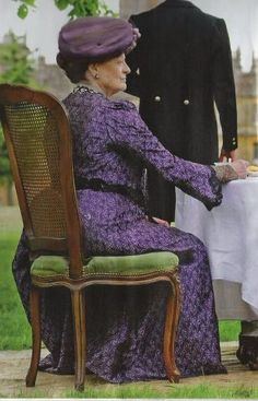 Lady Violet, Dowager Countess