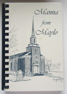 Maylo+United+Methodist+Church+Cookbook+Gastonia+NC+Manna+from+Maylo