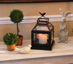 A little birdie told me I HAD to have this flameless lantern.... I couldn't agree more!  :-)