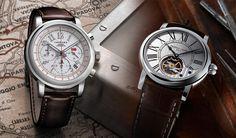 So Sánh Đồng Hồ Đeo Tay Số La Mã Và Đồng Hồ Đeo Tay Số Học Trò ☑  Khác biệt rõ rệt về phong cách khiến đồng hồ đeo tay số La Mã (I, II,…) và đồng hồ đeo tay số học trò (1, 2,…) thường được đem ra so sánh với nhau.   ☑  Dẫn đầu về phong cách cổ điển và sang trọng sống mãi cùng thời gian chắc chắn là những chiếc đồng hồ đeo tay số La Mã nhưng sự hiện đại và cho phép đọc nhanh của đồng hồ đeo tay số Arab lại khiến nó phổ biến và dễ dùng hơn.