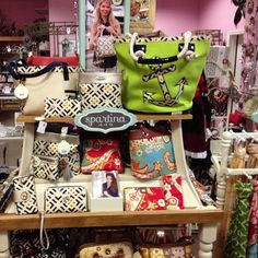Summer 2013 Spartina 449 handbags and accessories colorful and fashionable