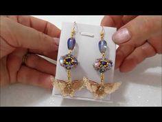 Rhinestone Jewelry, Mesh, Drop Earrings, Beads, Earrings, Necklaces, Beading, Drop Earring, Bead
