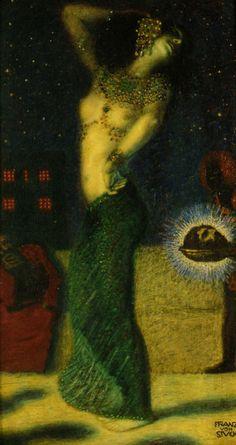 Franz von Stuck - Salome