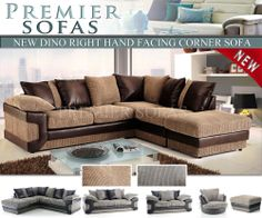 Electronics, Cars, Fashion, Collectibles, Coupons and Chair Fabric, Corner Sofa, Swivel Chair, Ranges, Brown And Grey, Modern Furniture, Sofas, Lounge, Couch