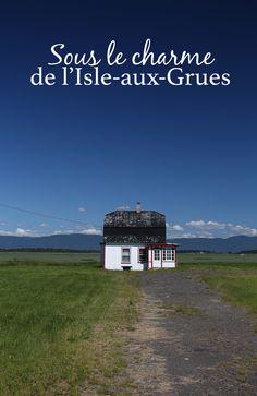 Ça a pris moins de 5 minutes pour tomber complètement sous le charme de l'Isle-aux-Grues. Comment ne pas tomber amoureuse de ce havre de paix? À lire sur le blogue.