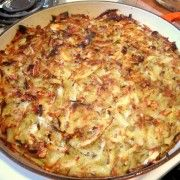 Swiss Potato Gratin Recipe from The Silver Palate Cookbook