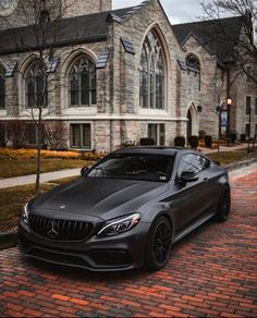 Mercedes Sports Car, Mercedes Benz Coupe, Black Mercedes Benz, Mercedes Benz Wallpaper, Black Luxury, Future Car, Cars And Motorcycles, Houzz, Luxury Cars