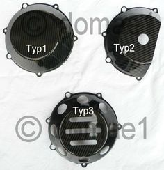 carbon fiber clutch cover protector Ducati - modells with dry cluch | eBay