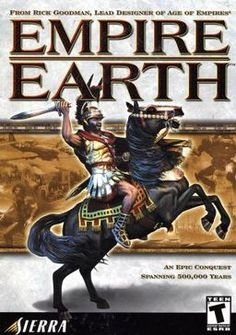 Empire Earth - The first Empire Earth game was incredibly fun. I spent many nights and weekends playing both single player skirmishes and online bouts.   This game was also my first introduction to rudimentary programming, as I used the included scripting system to build moderately complex scenarios.
