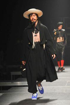 Takeo Kikuchi Tokyo Fall 2015 Fashion Show