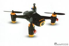 Hubsan X4 Camera Plus (H107C+) and more new stuff from Hubsan