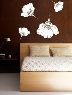 Urban Wall Decals! This would be really cool above our couch