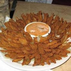 Outback Blooming Onion Recipe