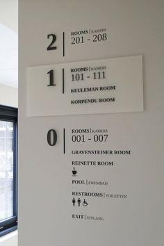 Index Design, Hotel Signage, Wayfinding Signs, Lobby Design, Signage Design, Environmental Graphics, Digital Signage, Room Signs, School Design