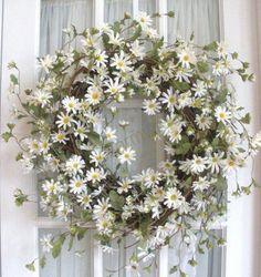 farm inspiration | wildflower wreath