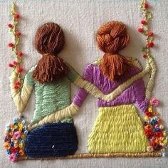 Getting to Know Brazilian Embroidery - Embroidery Patterns Brazilian Embroidery Stitches, Hand Embroidery Videos, Hand Embroidery Stitches, Embroidery Hoop Art, Hand Embroidery Designs, Embroidery Techniques, Ribbon Embroidery, Embroidery Ideas, Creative Embroidery