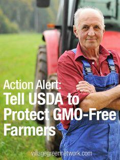 Tell USDA to Protect GMO-Free Producers / http://villagegreennetwork.com/action-alert-tell-usda-protect-gmo-free-farmers/