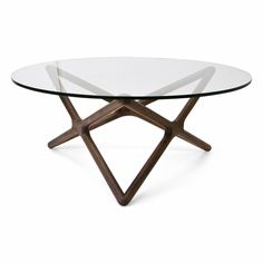 From the living room to the study, the Natural Weave Coffee Table makes an excellent addition your home. With its round glass top and… Glass Top Coffee Table, Cool Coffee Tables, Coffee Table Design, Modern Coffee Tables, Glass Table, Table Tray, Living Room Modern, My Living Room, Living Room Furniture