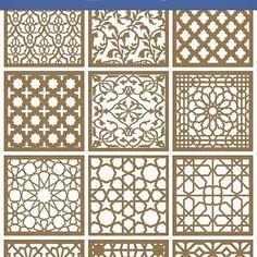 #mashrabiya designs we produce 100's of designs, custom design #mashrabiya…