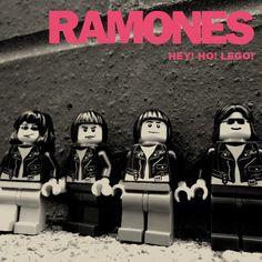 Hey! Ho! LEGO!