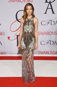 Michelle Monaghan at the 2015 CFDA Awards