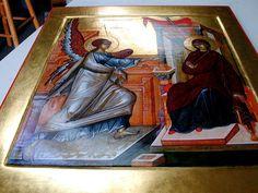 Olifa – Linseed Oil Varnish for the Egg Tempera Icon — Saint Gregory of Sinai Monastery Monastery Icons, Greek Icons, Saint Gregory, Linseed Oil, Orthodox Icons, Tempera, Ikon, Fresco, Fig