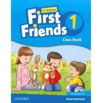 First Friends 1 Class Book English Books For Kids Class Book