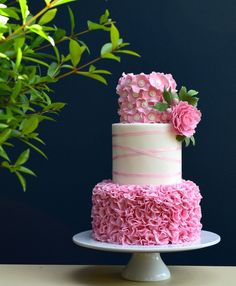 Pink Perfection - Marylou's Custom Cake Creations, CakeShop, Cashmere, QLD, 4500 - True Local