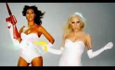 Beyonce and GaGa