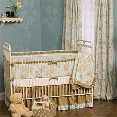 Great Affordable Iron Crib Angelina In French Vanilla From Poshtots Nurseries For Baby S Pinterest Nursery And Supplies